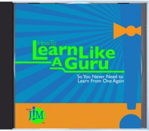 How To Learn Like A Guru So You Never Need To Learn From One Again CD Cover