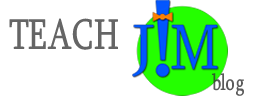 The Teach Jim Blog logo